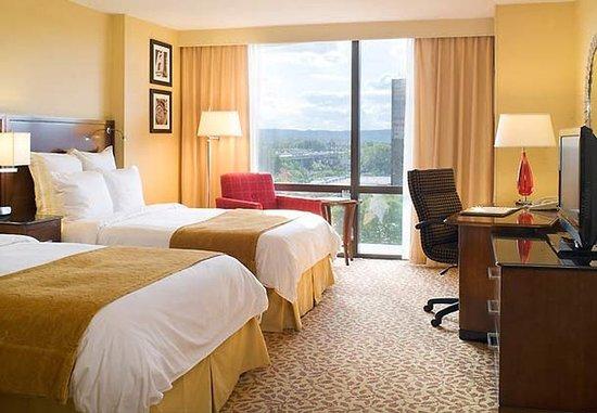 Saddle Brook, Nueva Jersey: Guest room