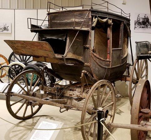 Owls Head, ME: 1850s Wagon