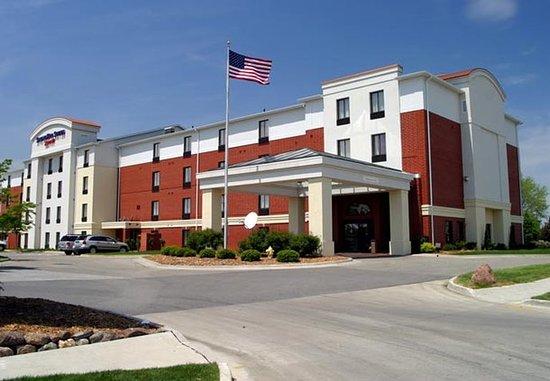 SpringHill Suites Des Moines West: Exterior