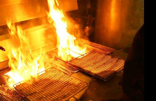 N.Fourseason: The way our boss roast