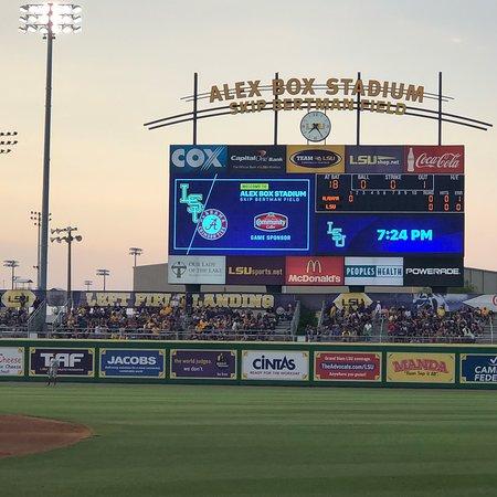 Alex Box Stadium/Skip Bertman Field Φωτογραφία