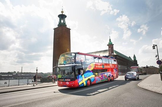 City Sightseeing Stockholm Hop-On ...