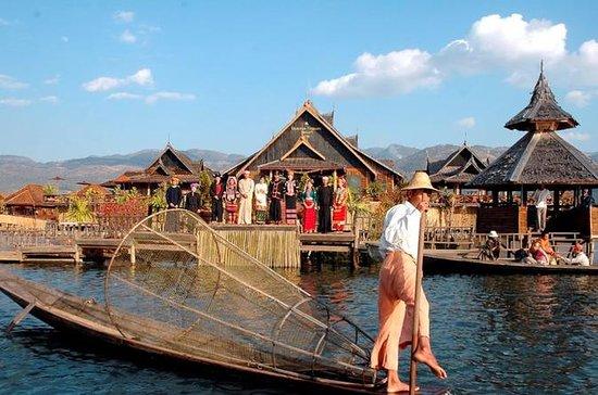 ミャンマーのトップ・デスティネーションの11日間のプライベート・アドベンチャ…