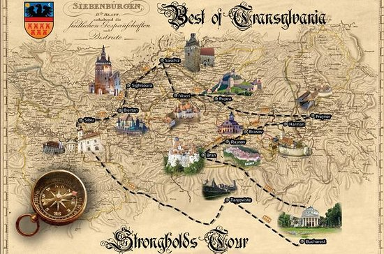 Strongholds Tour in Transylvania from ...