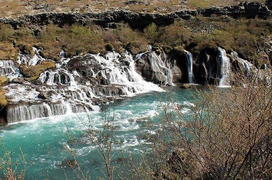 Región de Islandia Borgarfjordur...