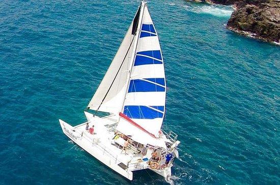 Deluxe Sail & Snorkel Captain Cook...