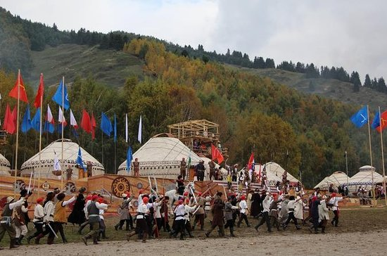 World Nomad Games III in Issyk-Kul