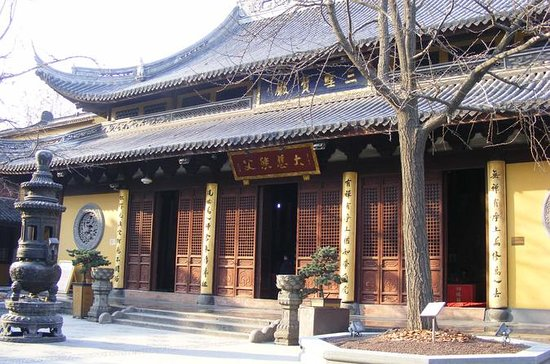 2-Hour Shanghai Longhua Temple