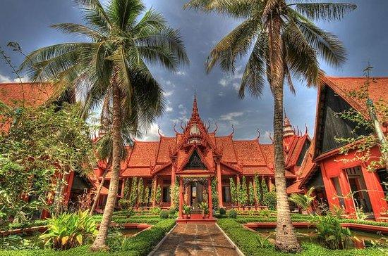PHNOM PENH CITY TOUR  PERCEPTION ABOUT ITS HISTORY & CULTURE