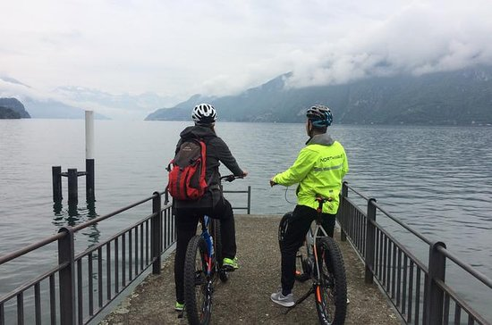 Bike and Eat Tour desde Bellagio