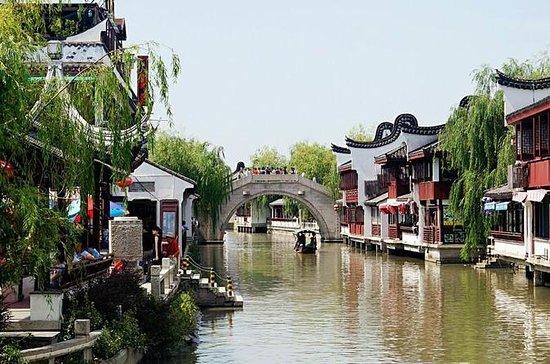 Halv dagers privat tur til Zhaojialou...