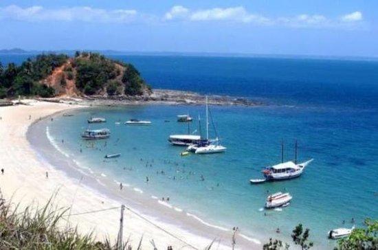 Viaje Schooner a las Islas Fradas e...