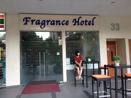 Fragrance Hotel - Bugis: oursite