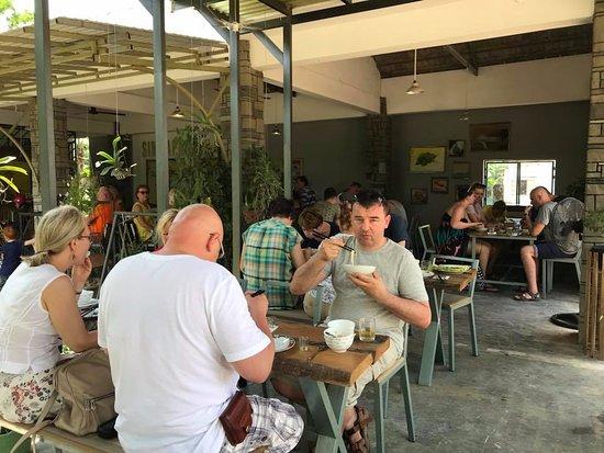 Simhapura Coffee: Local specialities