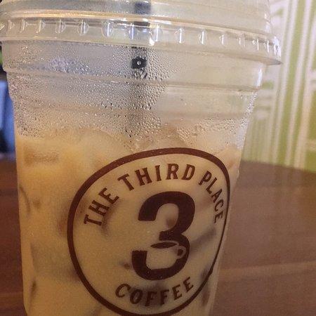 Kampong Thom Province, Kambodscha: Iced Latte