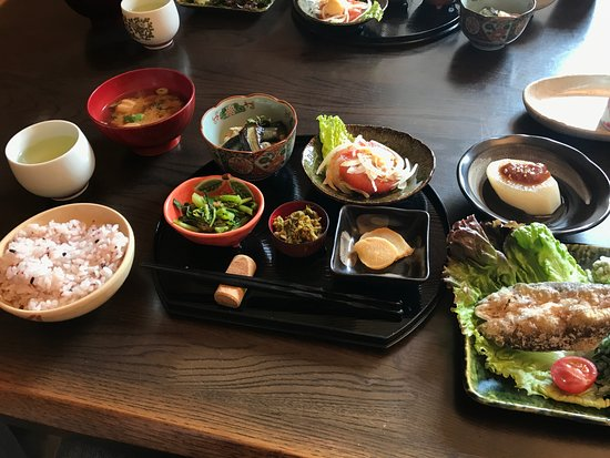 UMESEKO TOUR: Fabulous dishes with full of local ingredients!