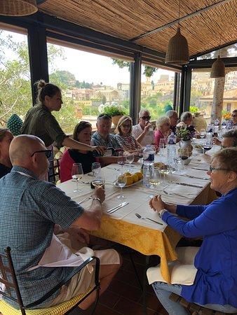 Villa Britannia Sicilian Cooking class: Lusty travelers
