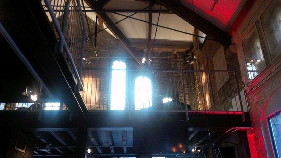 MediaCafe Westergasfabriek: Inside