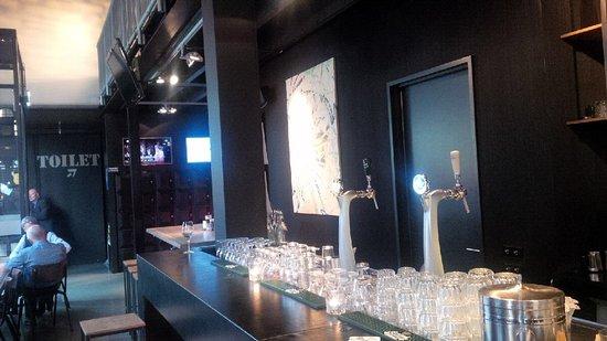 MediaCafe Westergasfabriek: Bar