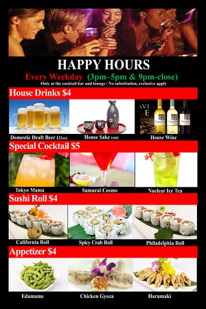 University Place, WA: HAPPY HOURS