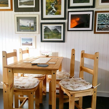 Blairgowrie, UK: The Galley in The Gallery