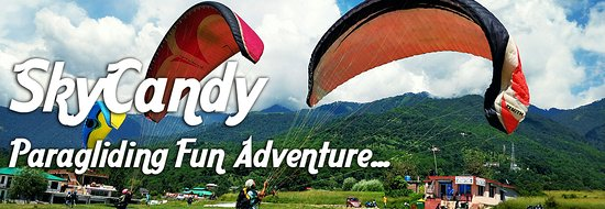 Bir, India: Sky Candy High Adventure