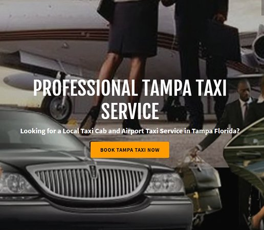 ‪Tampa Taxi and Airport Cab Service‬