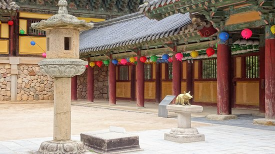 temple fondé en 528