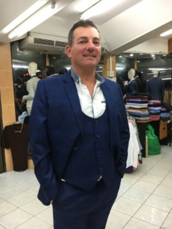 Tito Fashion: Mr. faboulous from england media worker( tv and radio)