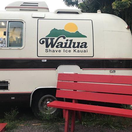 Wailua Shave Ice - Kauai Photo