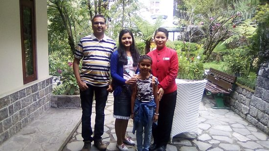 Summit Norling Resort & Spa: Happy guest Mr.Rupesh Shadaria.