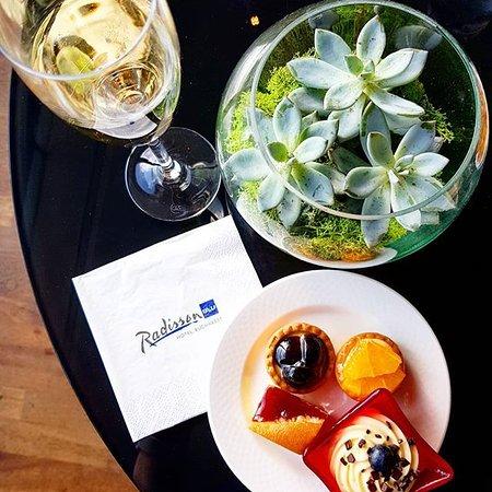 Radisson Blu Hotel Bucharest : Business Lounge