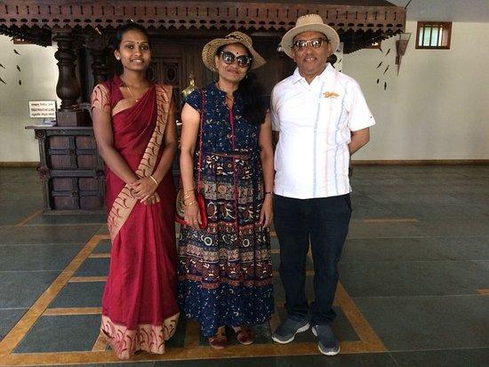 Kunjithanny, الهند: Happy guest Mr Jithin Kathri.