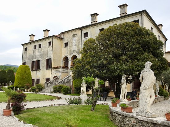 Villa Godi Malinverni - World Heritage Site