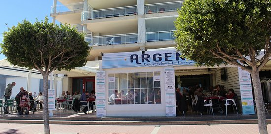 Restaurante Argenta: Arroz con galeras y alcachofas de Benicarló