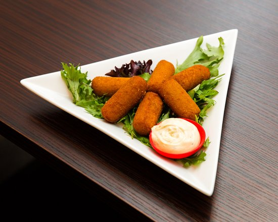 Concord, Australia: Spanish Croquettes Chicken, Jamon & Manchego Cheese