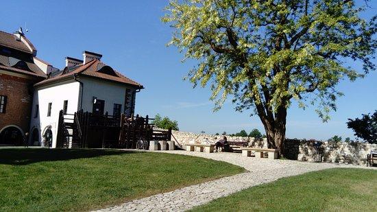 Benedictine Abbey of Tyniec: Teren klasztoru