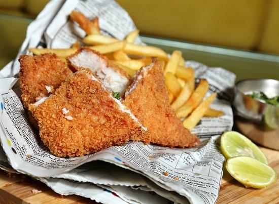Sakhis Watz kukin: Famous FISH FRIED - Fish n Chips