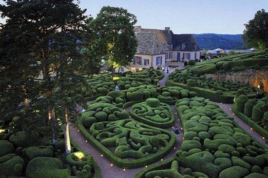 Exploreo: jardins de Marqueyssac