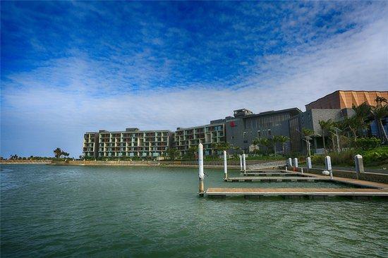 Xiangshui Bay Marriott Resort & Spa: 酒店外观