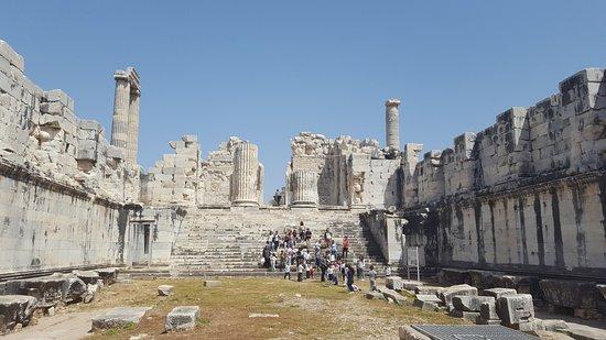 Temple of Apollo: Details...