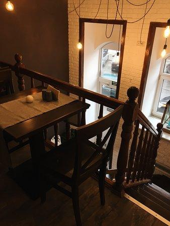 Restaurant Hovoryt Lviv: getlstd_property_photo