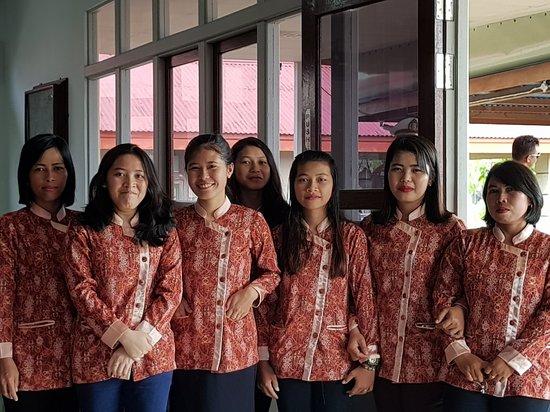 Putussibau, อินโดนีเซีย: Hotel Multi Sentosa