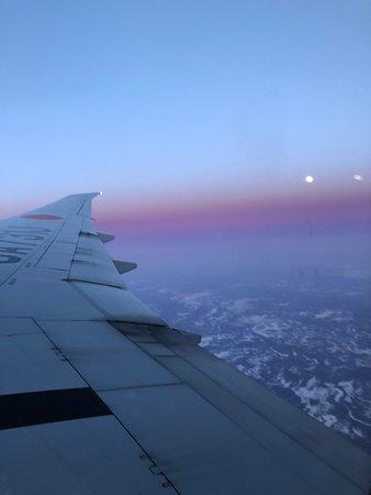 Japan Airlines (JAL): au dessus de la Sibérie