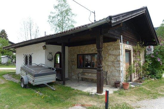Thiersee, Österreich: Lounge