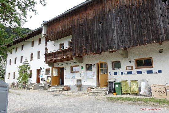 Thiersee, Österreich: Reception Area