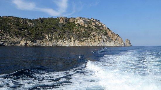 Els Blaus de Roses: Costa Brava kust