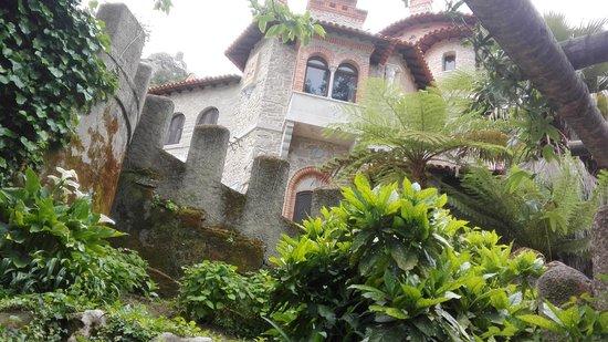Εθνικό Ανάκτορο της Σίντρα: Vila Sassetti Sintra