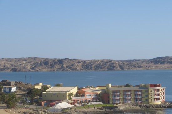 LÜDERITZ NEST HOTEL: View of the Gem in the Namib and the place to stay - Luderitz Nest Hotel