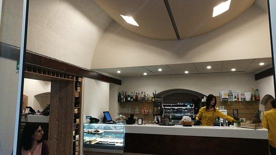 La Credenza Matera : Caffe italia picture of l antica credenza